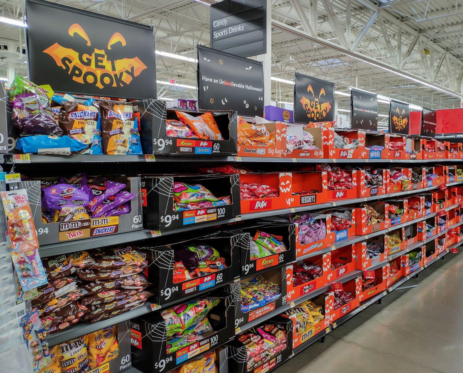 Halloween, versión Walmart