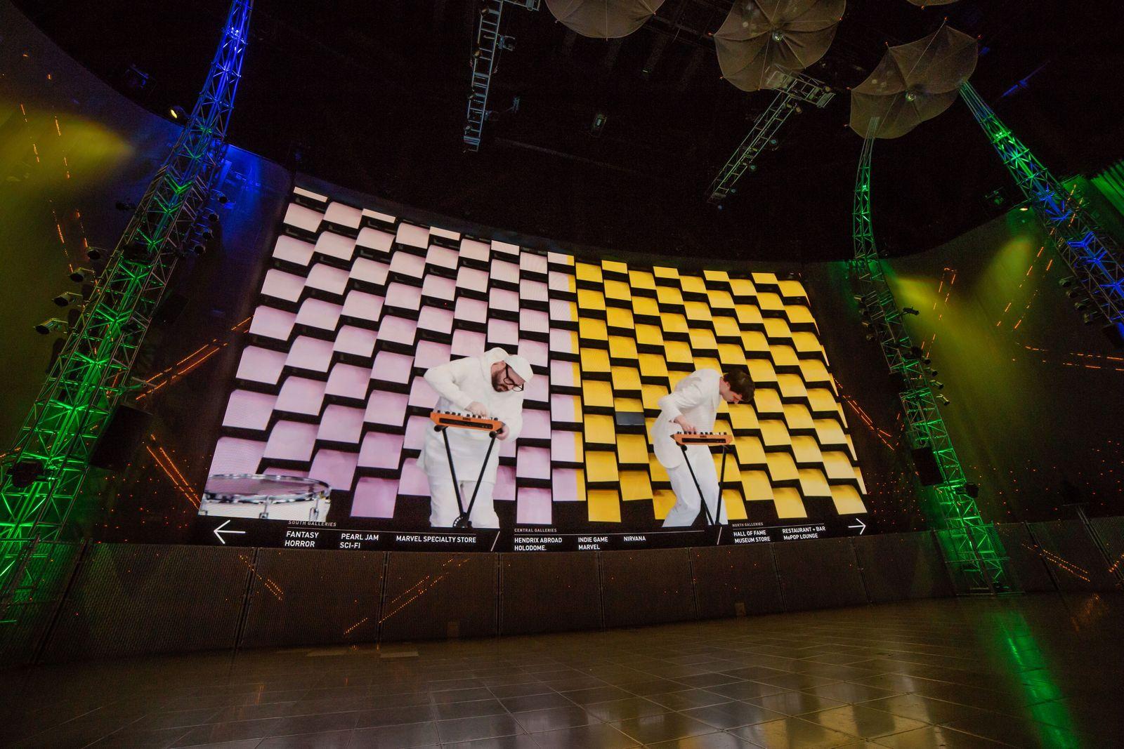 OK Go más grande que nunca