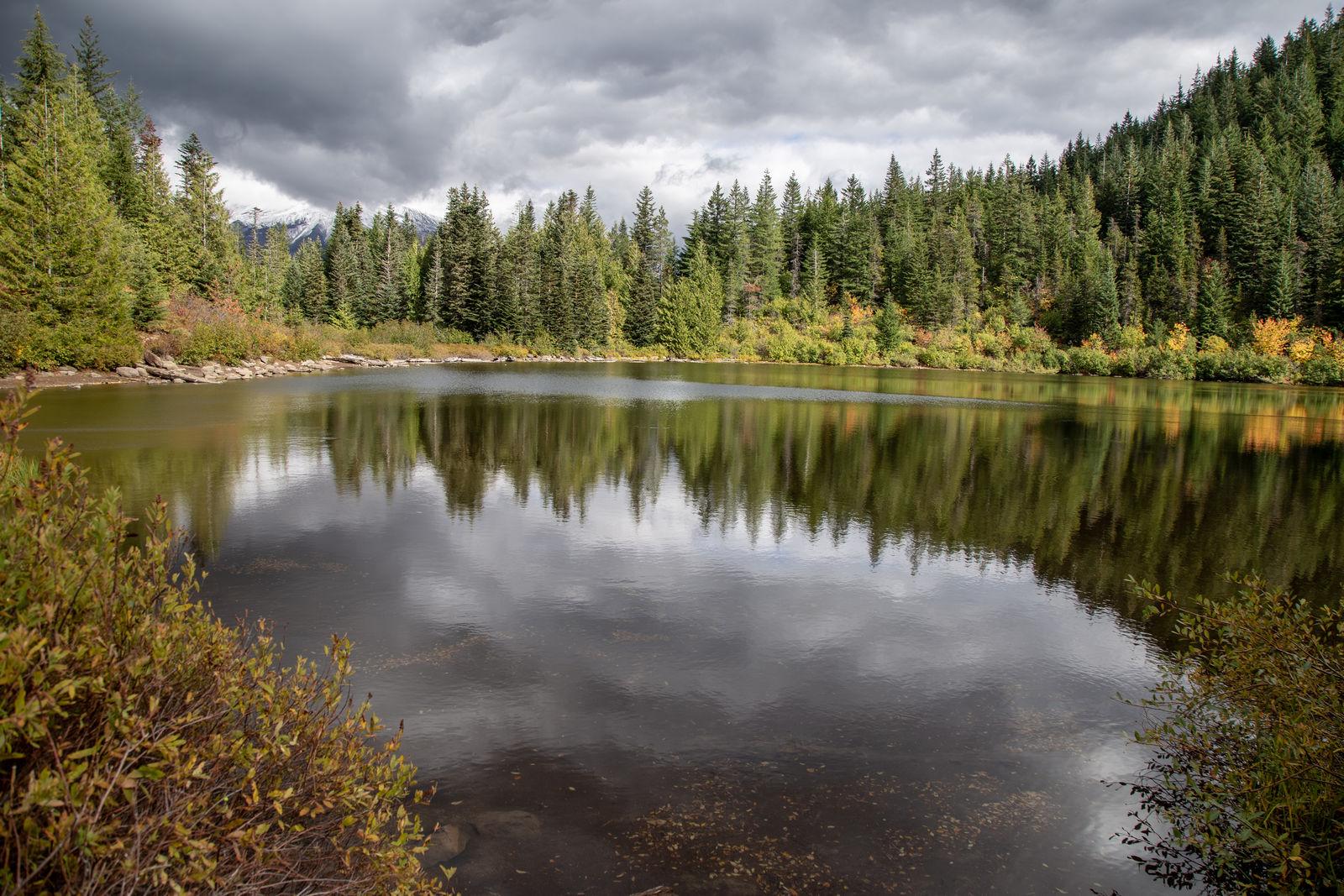 Mirror Lake, ahora con más luz
