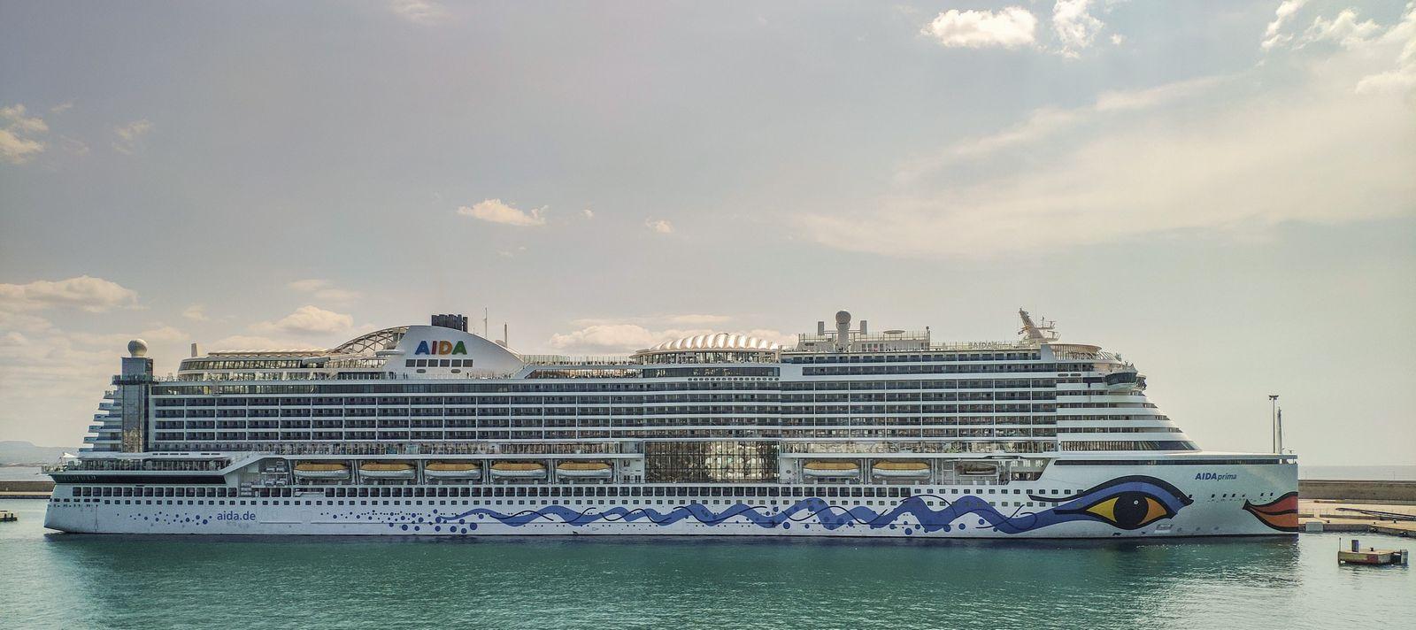 Cruceros descomunales