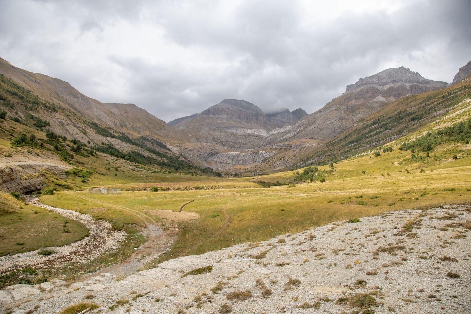 El Valle de Aisa para nosotros solos