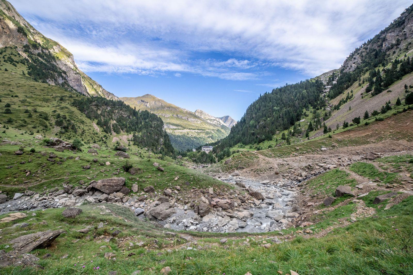 El valle que dejamos atrás
