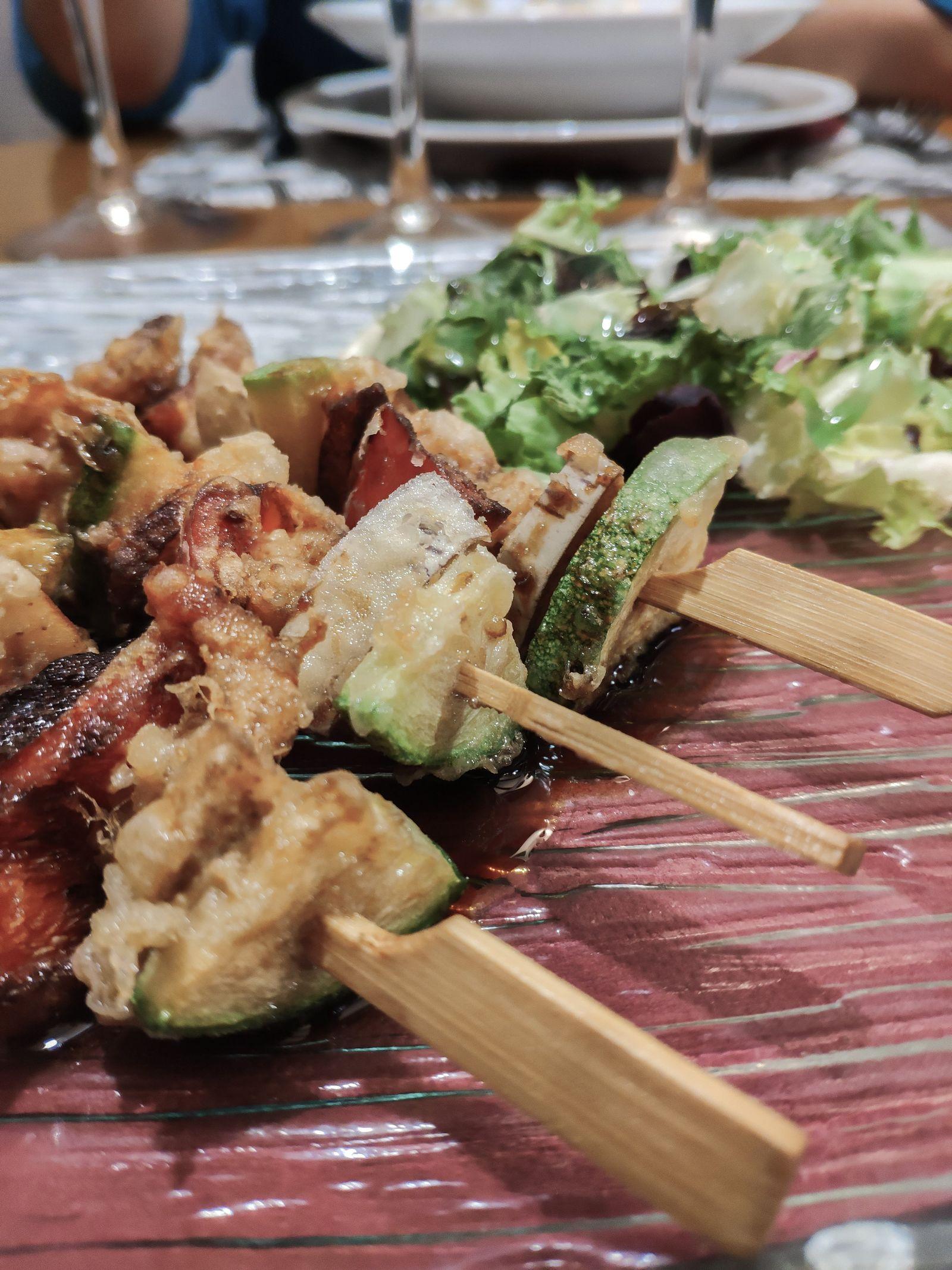 Y la tempura