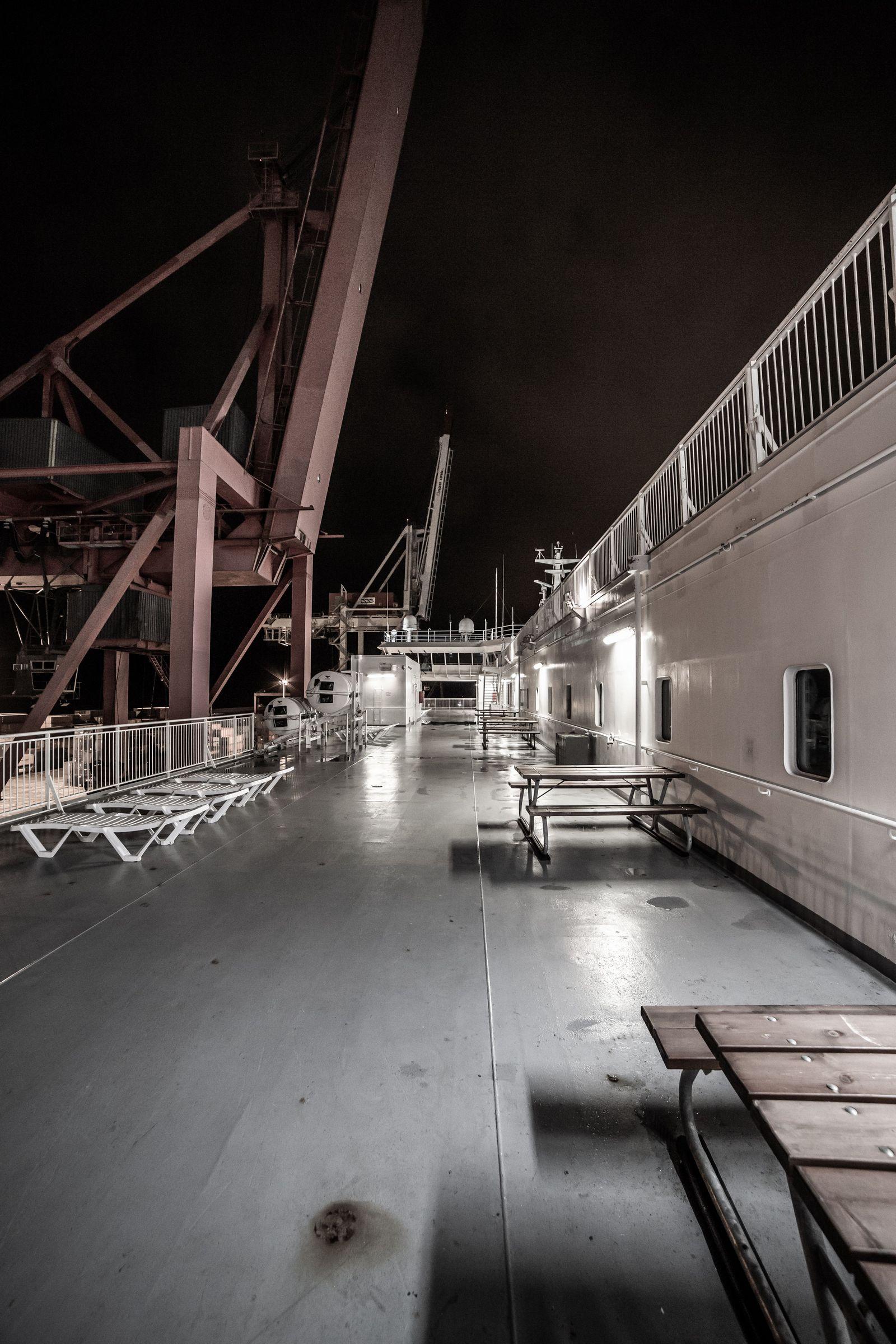 La soledad del marinero