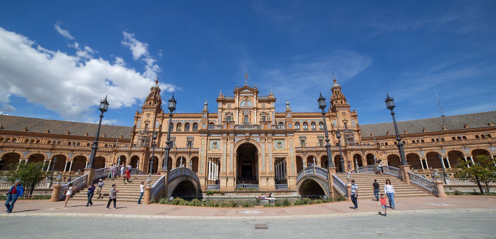 Plaza de España (I)