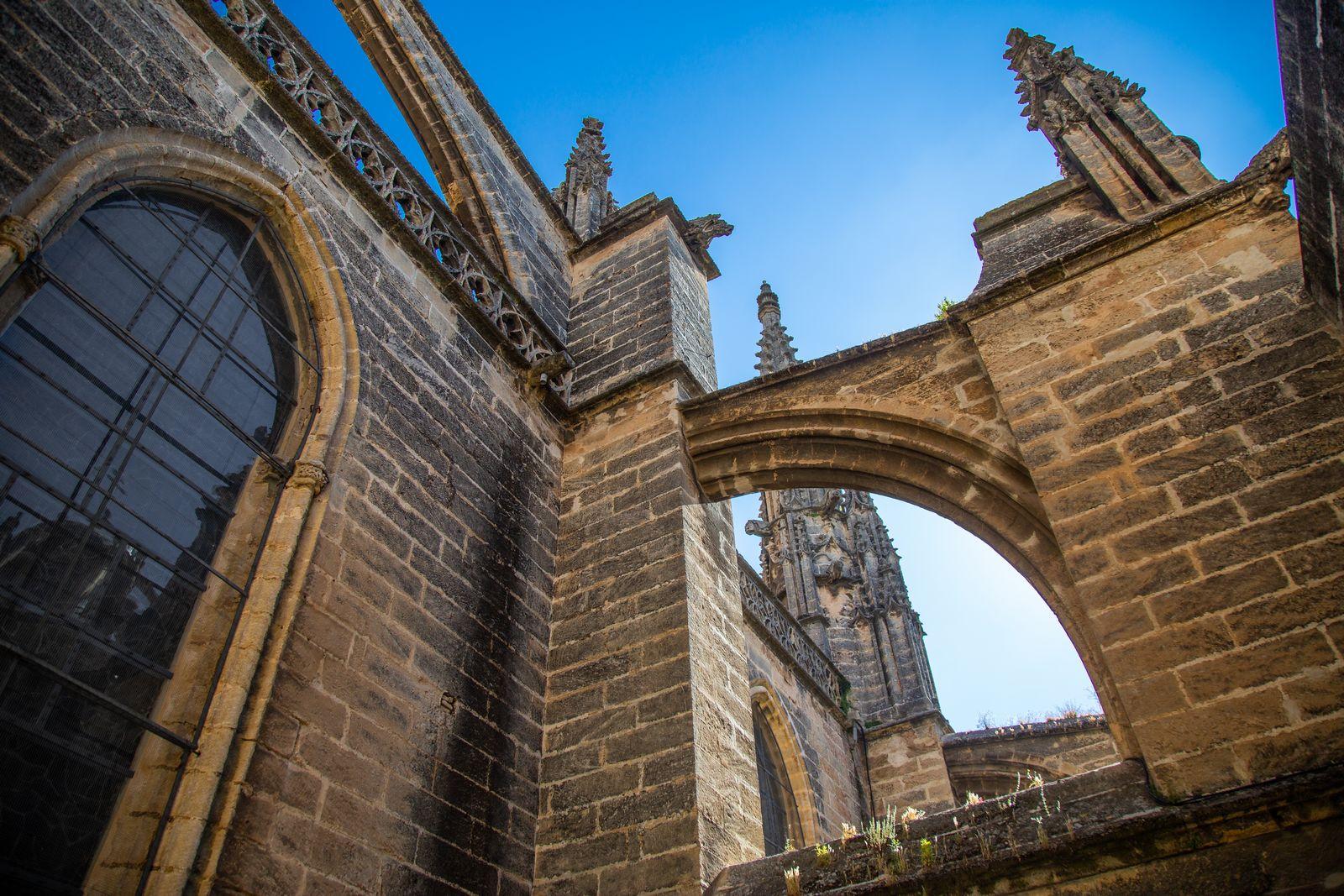 Arcos en las terrazas