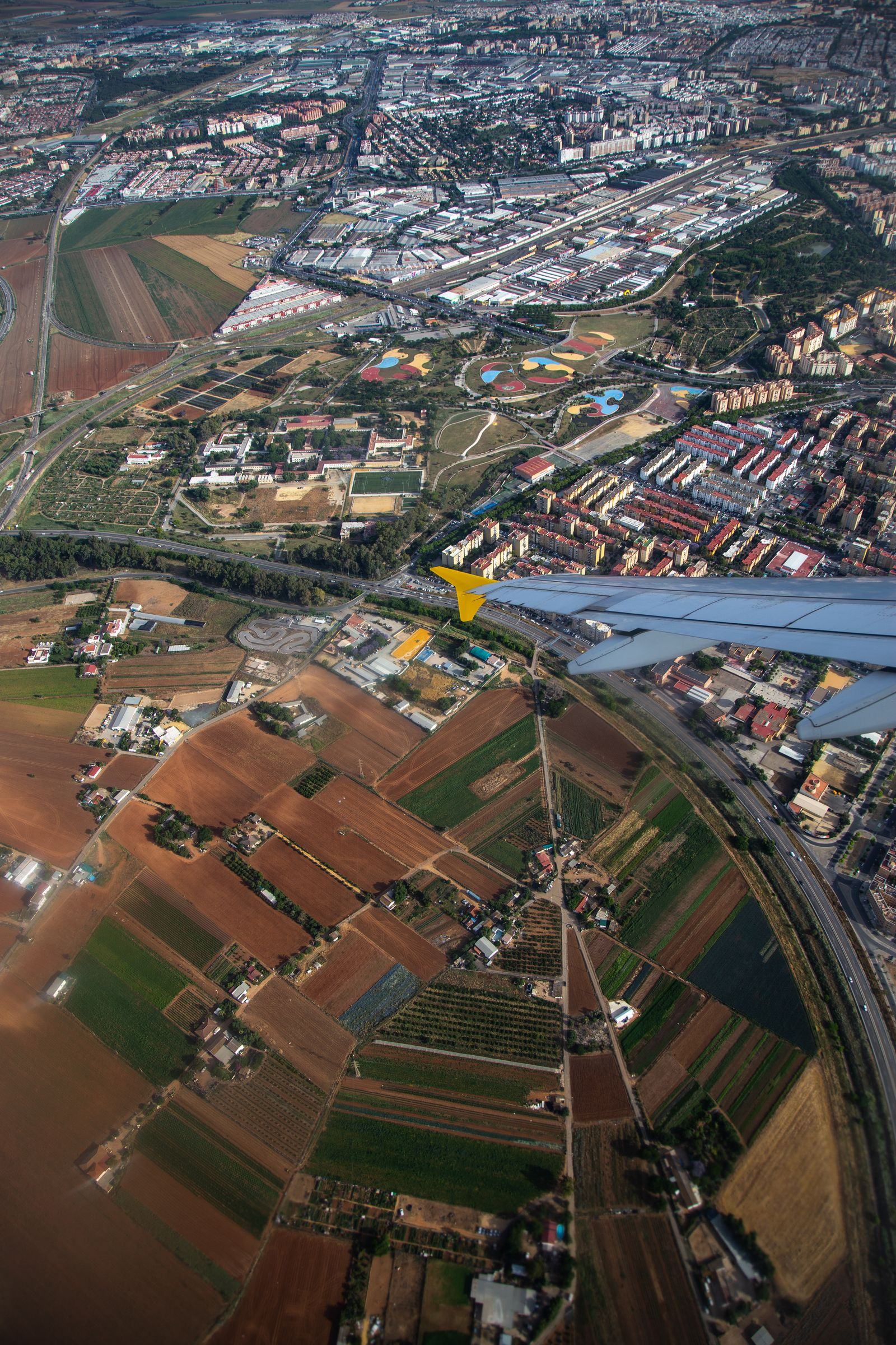 Adiós, Sevilla