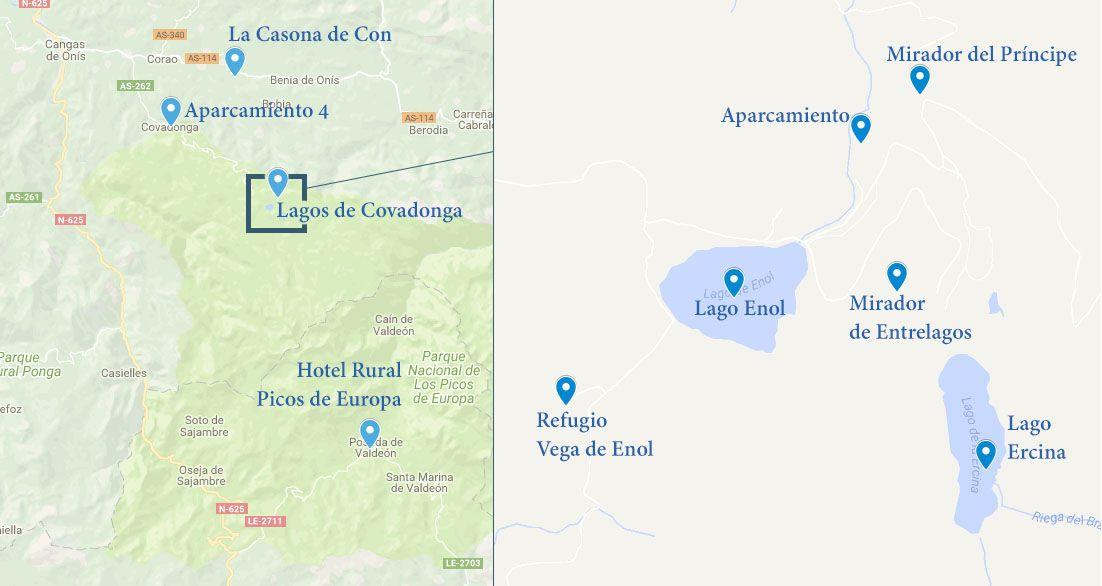 Picos De Europa Lagos De Covadonga Asturias 2017 Diario De Viaje